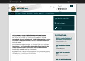 wpwiki.hawaii.gov
