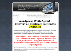 wpwriteagain.com