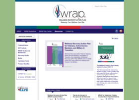 wrapandrecoverybooks.com