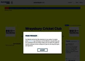 wraysbury.play-cricket.com