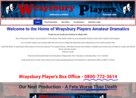 wraysburyplayers.co.uk