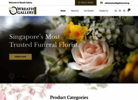 wreathgallery.com.sg