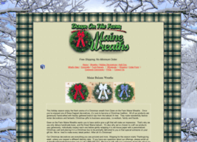 wreathsfrommaine.com