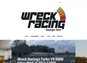 wreckracing.gatech.edu