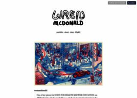 wrenmcdonald.tumblr.com