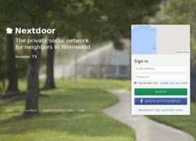 wrenwoodtx.nextdoor.com