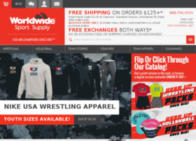 wrestling-volleyball-gear-apparel.wwsport.com
