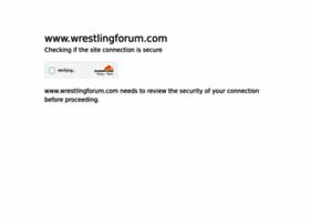 wrestlingforum.com
