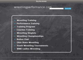 wrestlingperformance.com