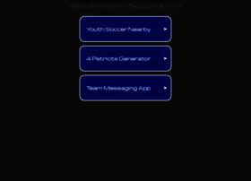 wrexhamsundayfootballleague.co.uk