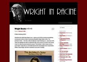 wrightinracine.wordpress.com