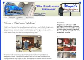 wrightsautoupholstery.com