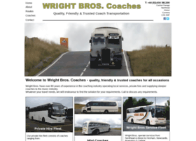 wrightscoaches.co.uk
