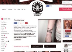 wrist-tattoo.com