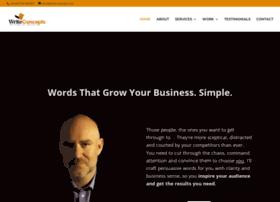 write-concepts.com