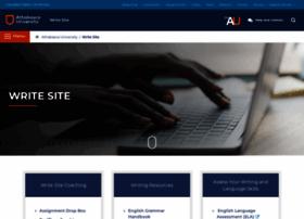 write-site.athabascau.ca
