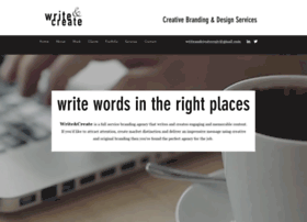 writeandcreate.co.uk