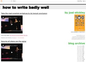 writebadlywell.blogspot.com.ar