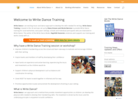 Writedancetraining.com
