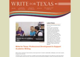 writefortexas.org