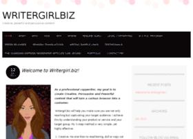 Writegirlbiz.wordpress.com