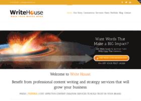 writehouse.co.uk