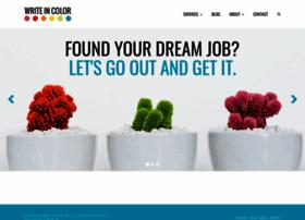 writeincolor.com