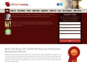 writemyessay.co.uk