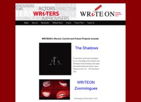 writeon.org.uk