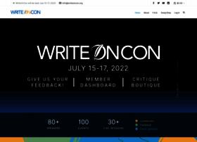 writeoncon.org