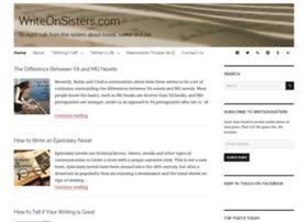 writeonsisters.com
