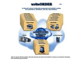 writeorder.com