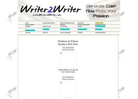 writer2writer.com