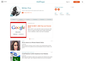 writerfox.hubpages.com