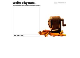 writerhymes.com