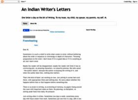 writerletters.blogspot.com