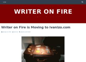 writeronfire.wordpress.com