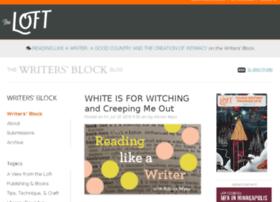 writersblock.loft.org