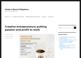 writersblockphilippines.com