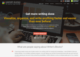 writersblocks.com