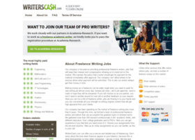 writerscash.com