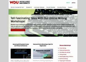 Writersonlineworkshops.com