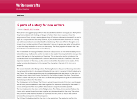 writersonrafts.com