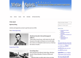 writespirit.net