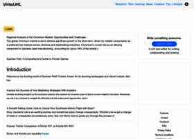 writeurl.com