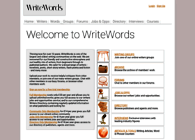 writewords.org.uk