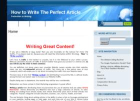 writing-a-article.com