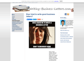 writing-business-letters.com