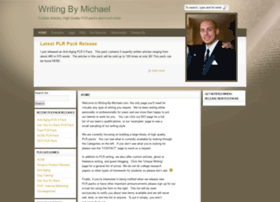 writing-by-michael.com
