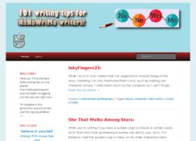 writing-tips-nanowrimo.forfattartips.se
